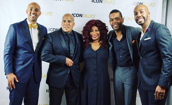 Icon Talks Founders with Chaka Khan