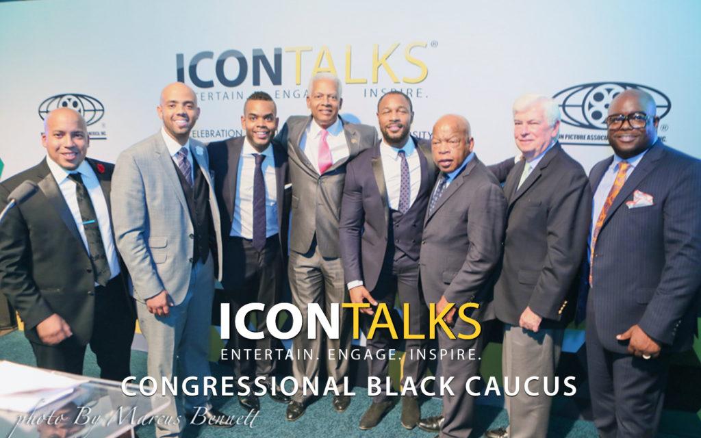Icon Talks - Congressional Black Caucus
